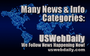 USWebDaily Offers Many Categories image on map.